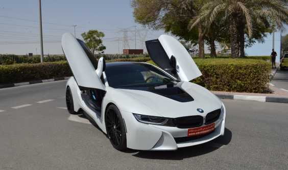 Bmw I8 For Sale In Dubai New And Used Getthat Com