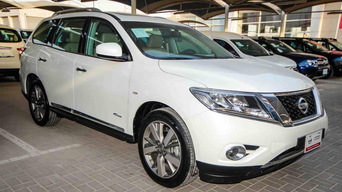 Autos Sharjah Nissan Pathfinder E
