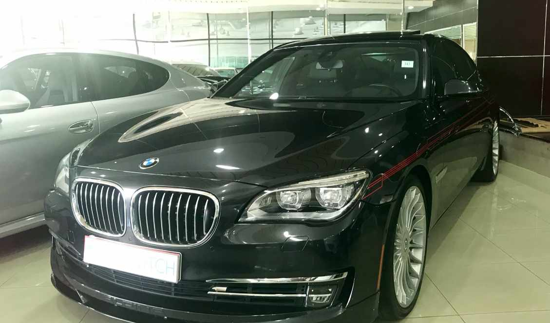 Bmw Alpina B Grey For Sale On Getthatcom AED - Bmw 5 series alpina for sale