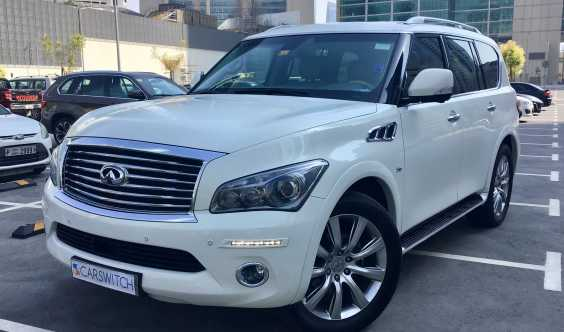 Infiniti Qx80 For Sale In Dubai New And Used Getthat Com