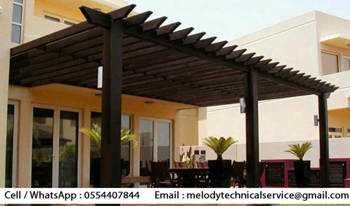 Wooden Pergola In Dubai Abu Dhabi Sharjah for Sale in Dubai