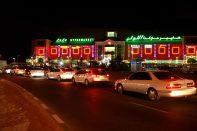 lulu hypermarket al barsha at night
