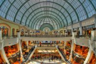 mall of the emirates interior
