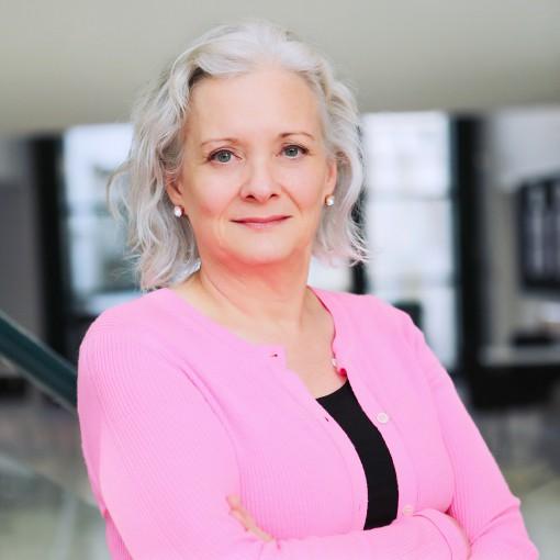 Monique Flickinger, Superintendent at the American Community School (ACS), Abu Dhabi