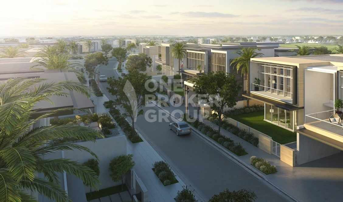 Luxury Villa Park Views next Golf Course for sale in Dubai