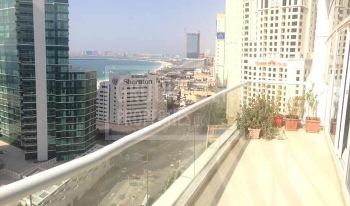 3bdr Duplex For Rent In Dubai Marina